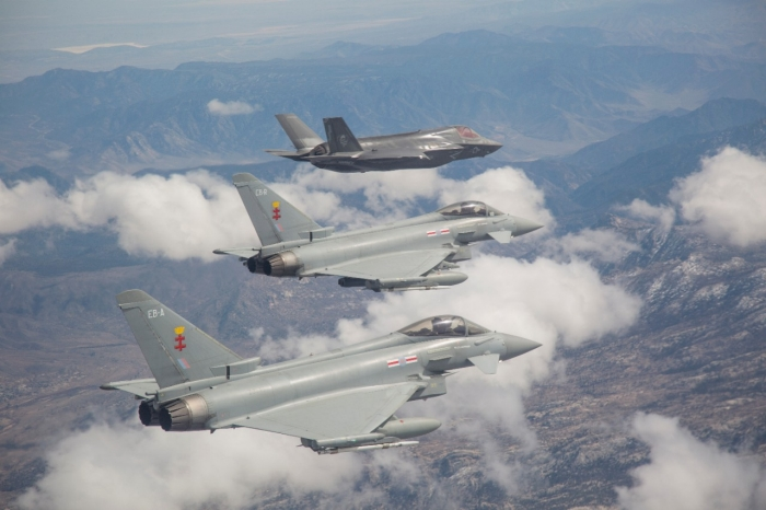 The F-35: A New Era of International Cooperation